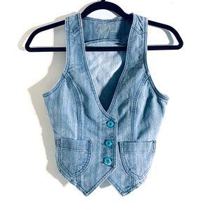 GARAGE Clothing Vintage Vest (Denim Collection)